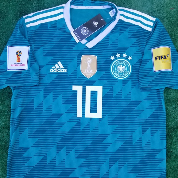 0776cf2ad63 2018 Germany away soccer jersey player version